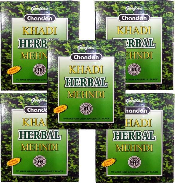 goofin's khadi Herbal Mehndi (5 Box)