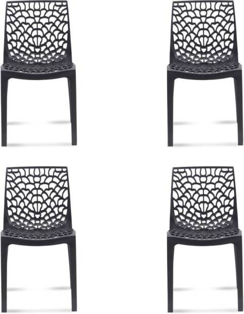 RF Plastic Dining Chair
