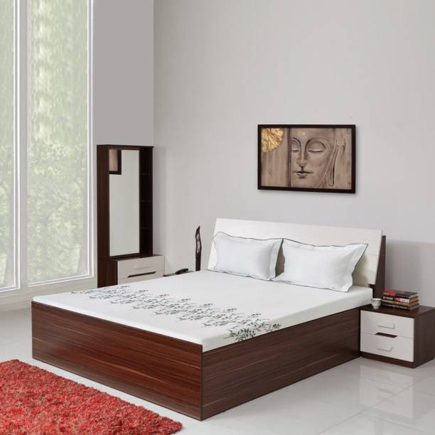 EVOK Pristina Engineered Wood King Hydraulic Bed