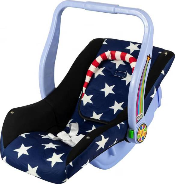 Pandaoriginals 9 IN 1 CARRY COT BLUE Non-electric Bouncer