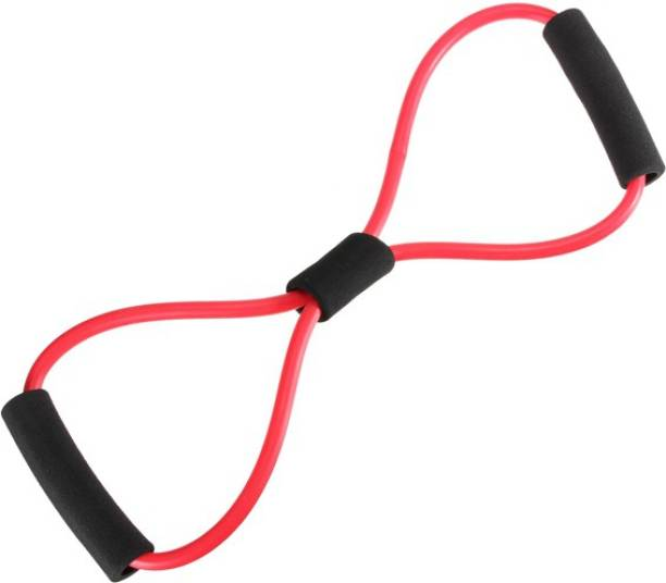 Dragon 8-shaped Resistance Band Tube Body Building Fitness Exercise Tool Resistance Band