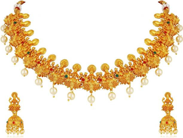 c19f9fd4718d0 Wedding Necklace - Buy Wedding Necklace online at Best Prices in ...