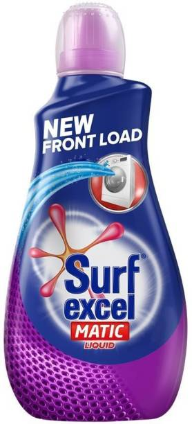 Surf excel matic front load Multi-Fragrance Liquid Detergent