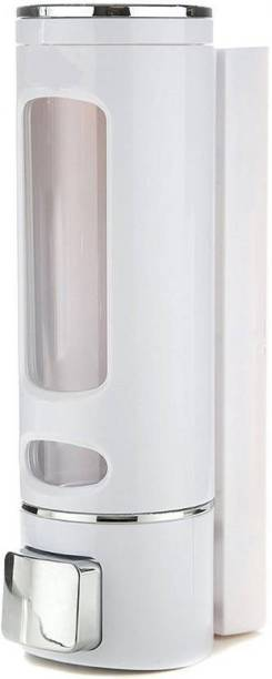 PRR Collection Fancy 400 ml Gel, Lotion, Soap, Conditioner, Shampoo Dispenser