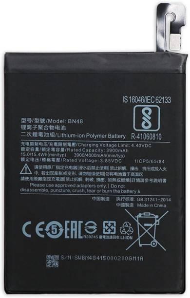 TokyoTon Mobile Battery For  Mi Redmi Note 6 Pro BN48