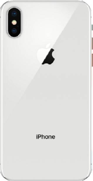 plitonstore Apple iPhone X Back Panel