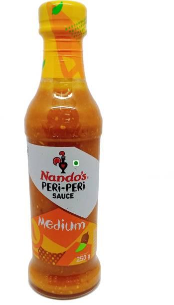 Nando's Peri Peri Medium Sauce