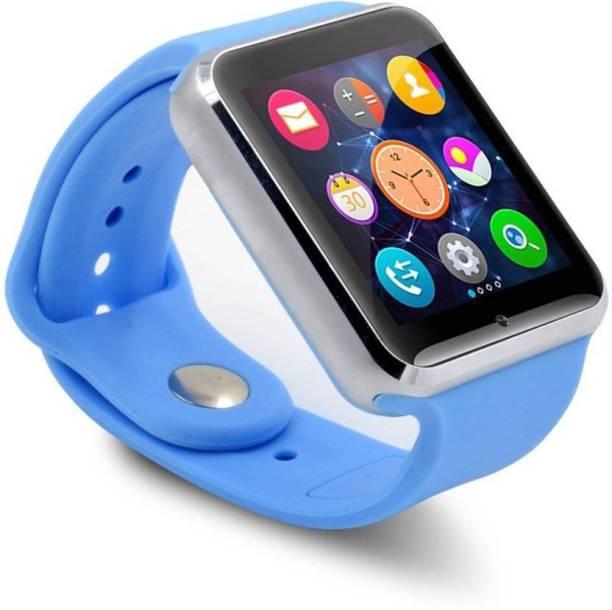 Cyxus 4 SkyBlue Colour 4G watch phone Smartwatch