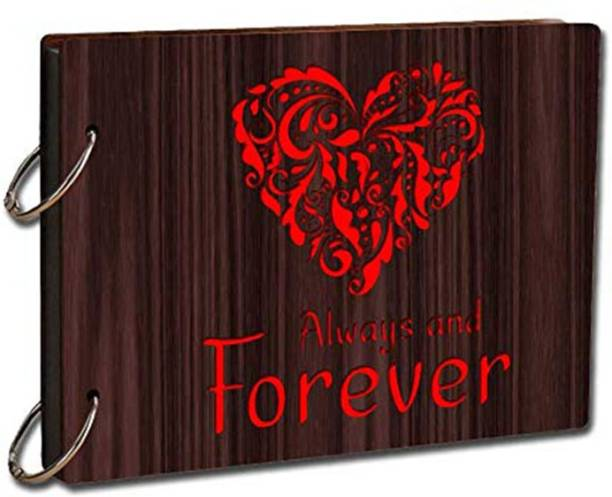 khirki Valentines Day Gift for Loved Ones Craft Scrapbook Album