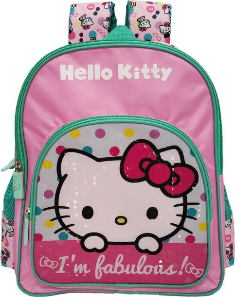 d8e719a66c Hello Kitty School Bags - Buy Hello Kitty School Bags Online at Best ...