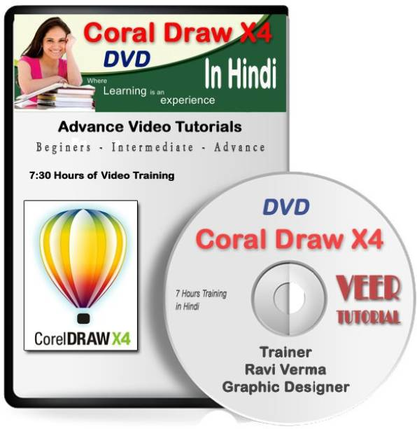 veertutorial Learn CorelDraw Basic to Advance Video Training