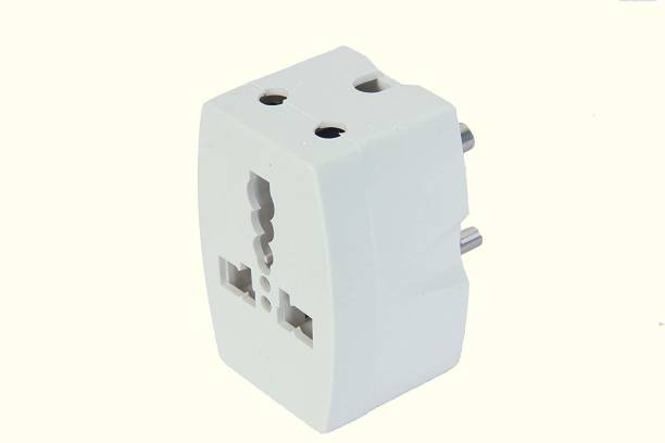 Saifpro Multi 6A - 16A Three Pin Plug