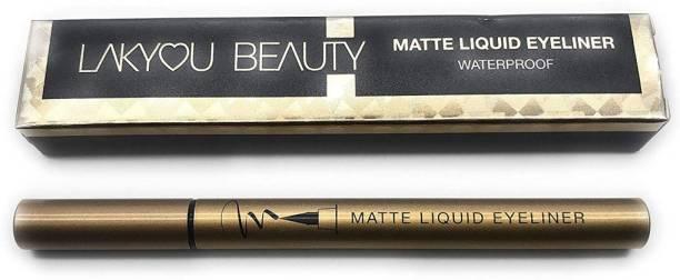 lakyou beauty Waterproof Pen Eyeliner Black 10 g