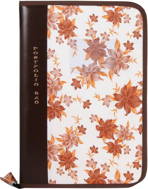 Toss Faux Leather Faux Leather File Folder