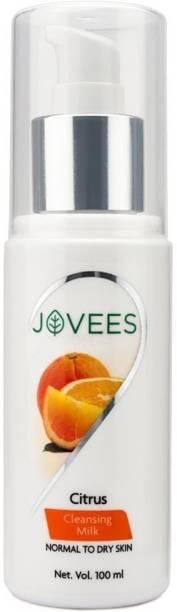 JOVEES Citrus Cleansing Milk Makeup Remover