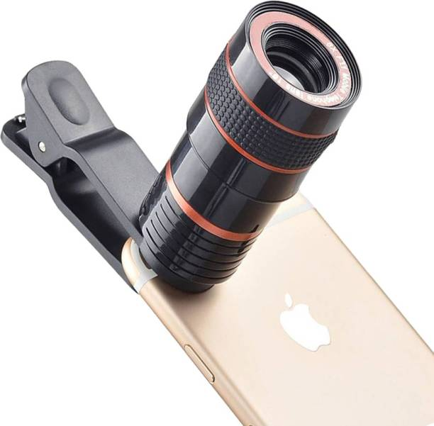 cb26872c9ccefa BIRATTY Mobile Blur Background Telescope Lens Kit with 8X Zoom | DSLR Auto  Blur Background Effect