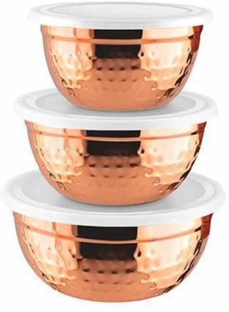 Shri & Sam Stainless Steel Storage Bowl