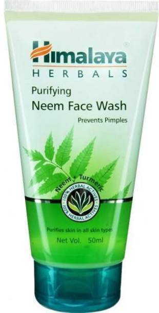 HIMALAYA .Himalaya Herbals Purifying Neem , 50ml Face Wash