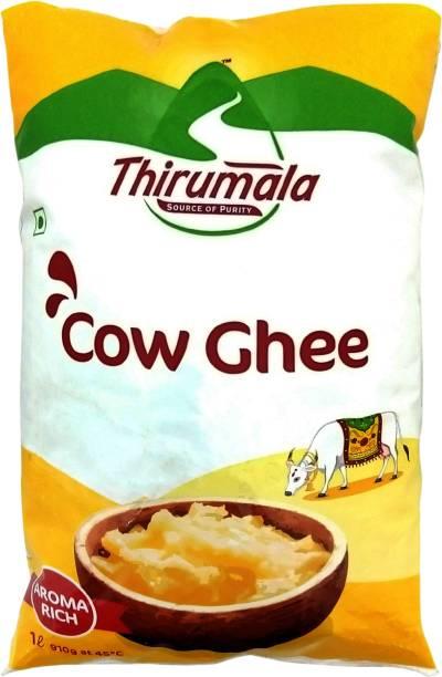 Thirumala Cow Ghee 1 L Pouch