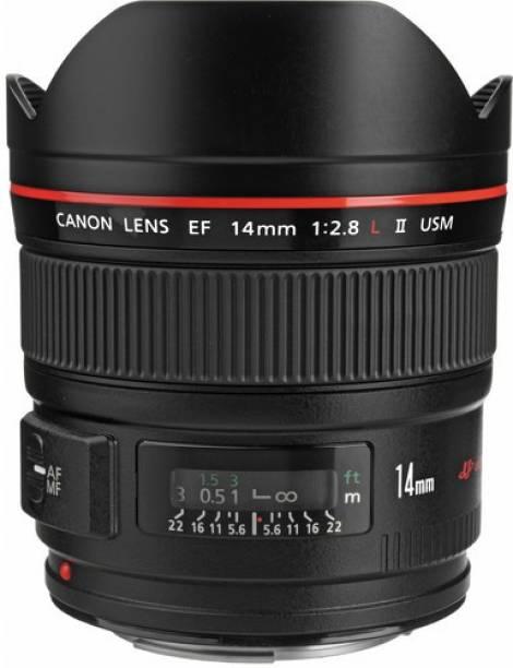 Canon EF14mm f/2.8L II USM  Lens
