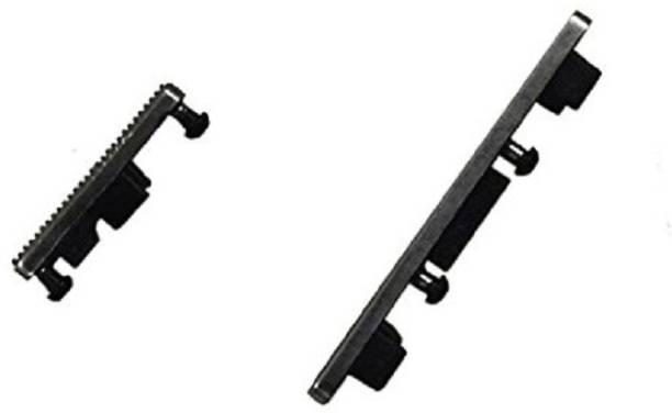 Shockware Volume Key & Power Buttons Grey Moto G4 Plus Power ON/OFF Button