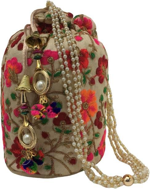 646546eca6b Potli Bags - Buy Potlis for Women and Men Online at Best Prices in ...