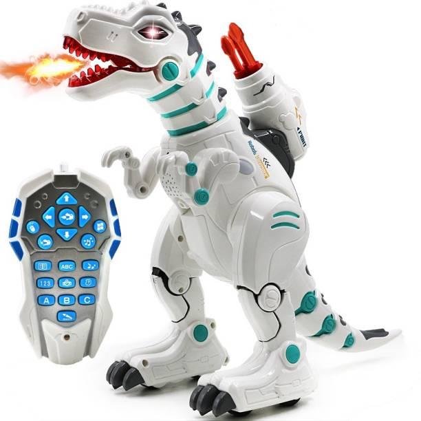 HALO NATION Dinosaur Toys, Intelligent Robot Dinosaur Remote Control Dinosaurs RC Robots Toys for Kids Boys
