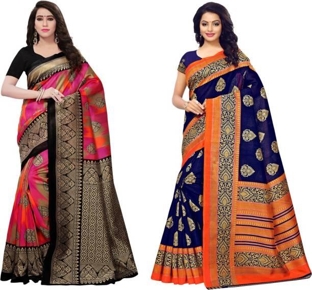 502e109d22c Art Silk Sarees - Buy Art Silk Sarees Online at Best Prices In India ...