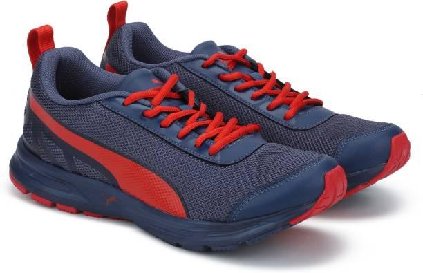 premium selection 91019 c8f97 Puma FreeFeet-2 IDP Sargasso Sea-Blue Indigo- Running Shoes For Men