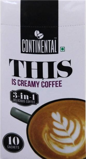 CONTINENTAL THIS Creamy Instant Coffee