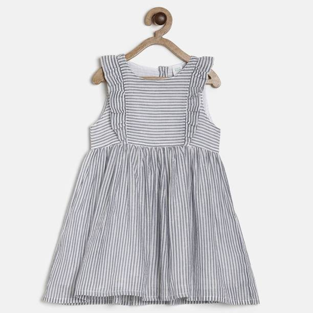 Mini Klub Girls Midi/Knee Length Casual Dress