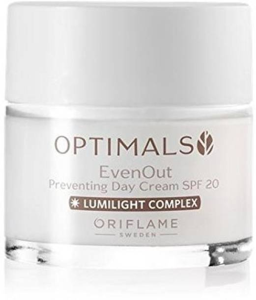 Oriflame OPTIMALS Even Out Day Cream SPF 20 (50g)