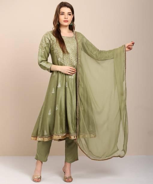 bef442ae064be Biba Salwar Suits - Buy Biba Salwar Suits Online at Best Prices In ...