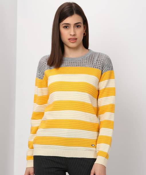 fbe13a351e8 Sweaters Pullovers - Buy Sweaters Pullovers Online for Women at Best ...
