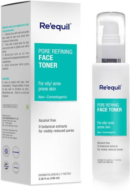 Re'equil Pore Refining Face Toner Men & Women