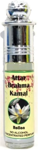 INDRA SUGANDH Attar Brahma kamal ~ Original Attar Kamal Pure Lotus Perfume Attar For Long Lasting Herbal Attar