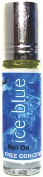 INDRA SUGANDH Attar Ice Blue Attar Roll On PERFUME FOR MEN 24 HOURS LONG LASTING FRAGRANCE Floral Attar