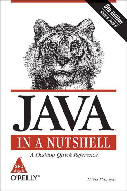 Java in A Nutshell, 5/Ed (Covers Java 5.0)