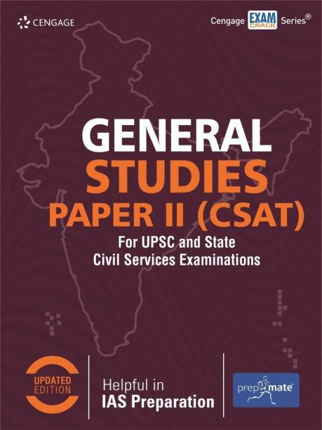 General Studies Paper II (Csat) for Upsc and State Civil Services Examinations