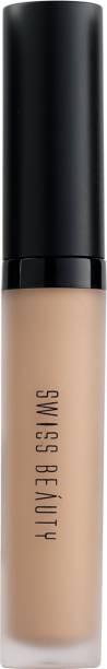 SWISS BEAUTY Liquid - medium beige Concealer