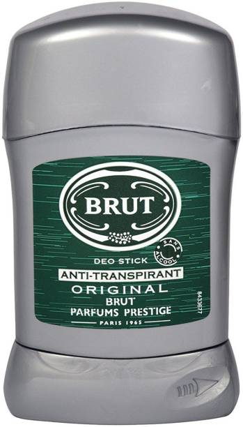 BRUT Original Deo Stick Deodorant Spray  -  For Men & Women