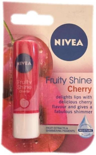 NIVEA fruity shine cherry lipbalm cherry