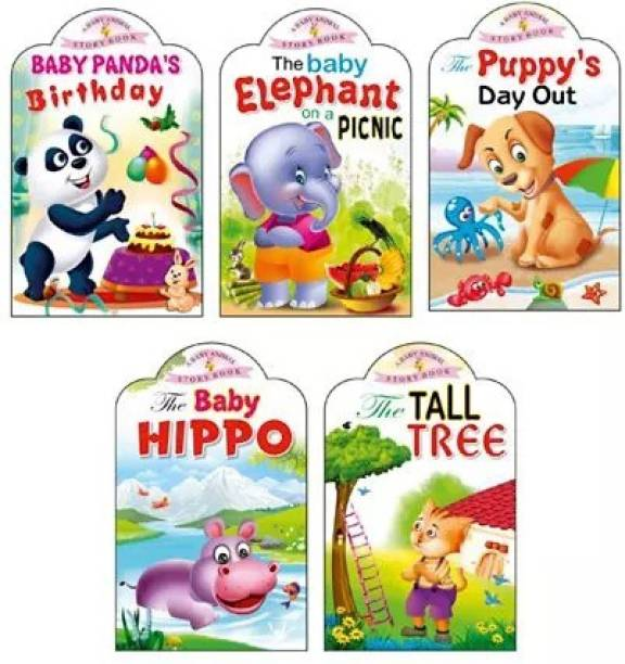 Baby Animal Story Set 1