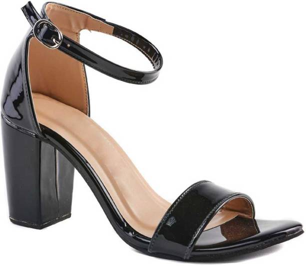 8ba3d41e750 Block Heels - Buy Block Heels Sandals Online At Best Prices in India ...
