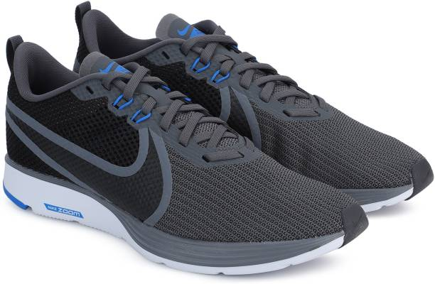 07c37f72bef0 Grey Nike Shoes - Buy Grey Nike Shoes online at Best Prices in India ...