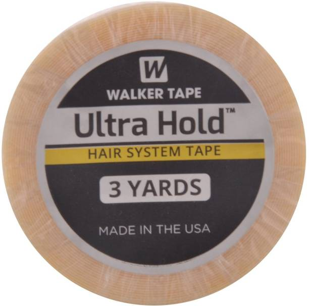 WALKER TAPE Ultra Hold Hair System Tape 3 Yards Hair Paste