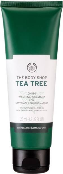 THE BODY SHOP Tea Tree 3 in1 Wash Scrub