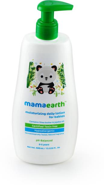 MamaEarth Daily Moisturizing Lotion (400 ml) …