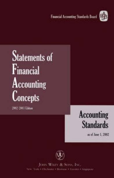 Statement of Financial Accounting Concepts 2002