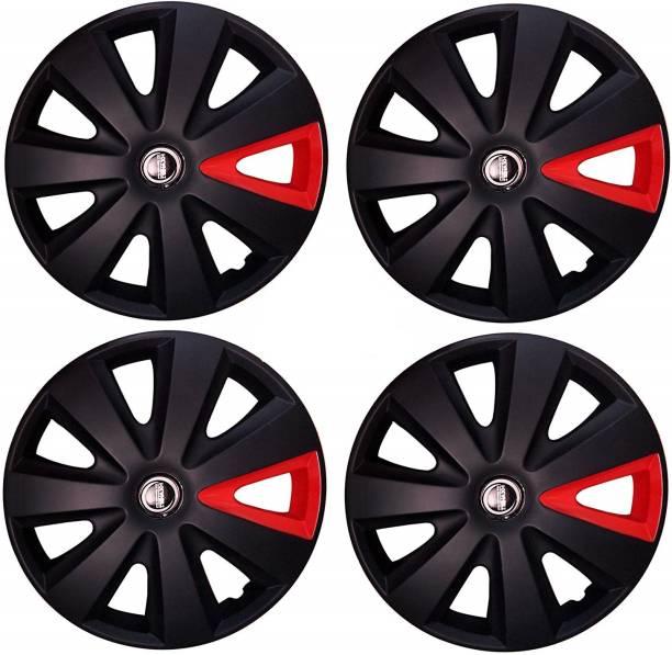 Hotwheelz 14 Inches Wheel Cover For Mahindra KUV100